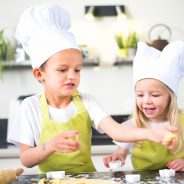 Cooking with Kids: 5 Ways to Get Children Involved in the Kitchen